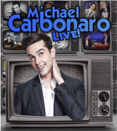 Magician Michael Carbonaro in Lincoln, CA