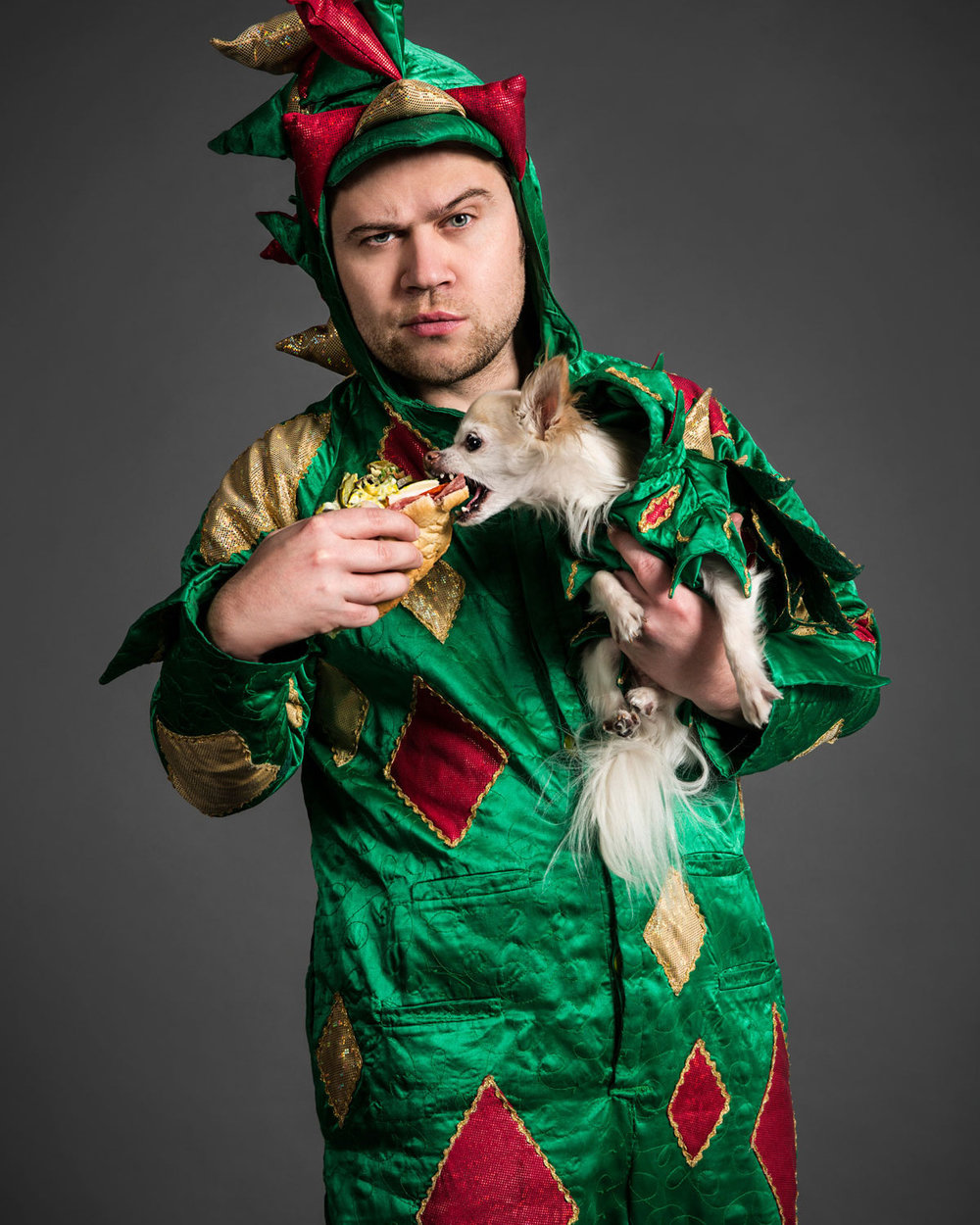 Comedy Magician Piff The Magic Dragon in Fort Collins, CO