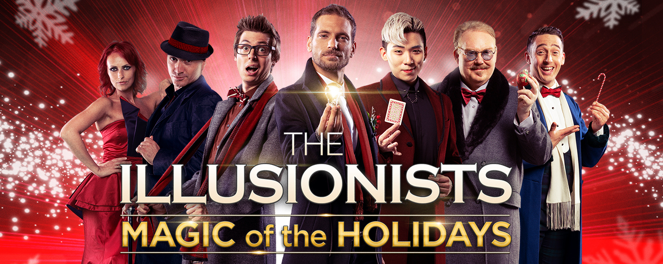 The Illusionists in Albany, NY