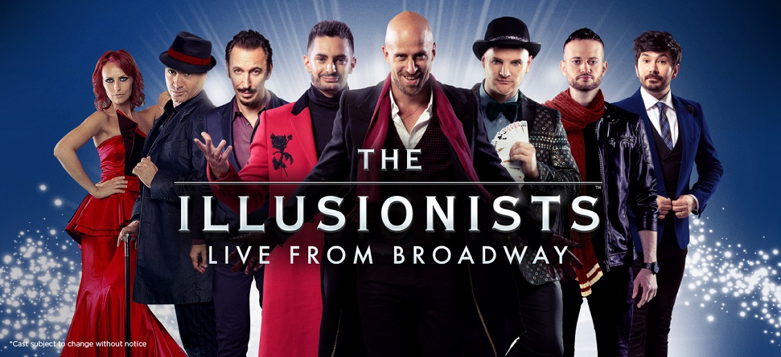 The Illusionists in McAllen, TX