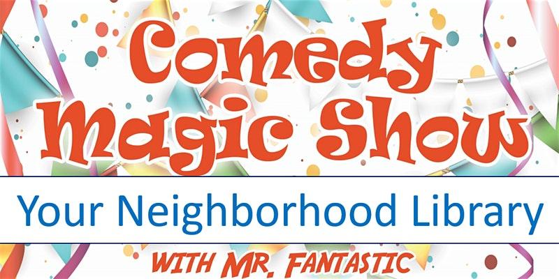 Magician Mr. Fantastic in Portland, OR