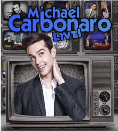 Magician Michael Carbonaro in Pala, CA