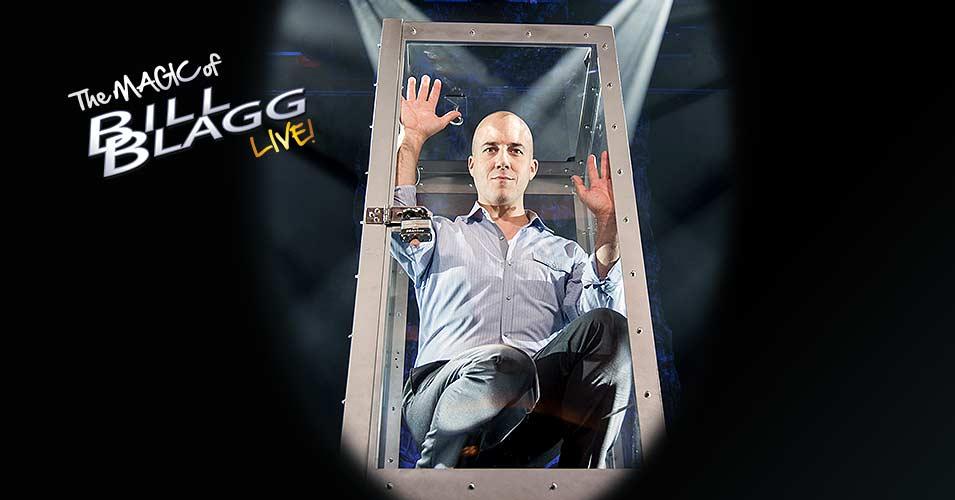 Local Magic Shows Magic and Illusions Show Magician Bill Blagg