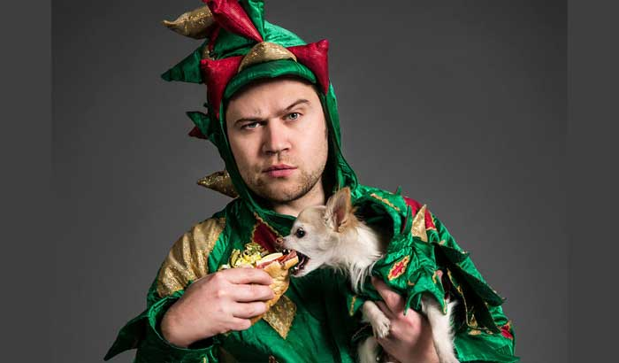 Local Magic Shows Comedy Magic Show Comedy Magician Piff The Magic Dragon