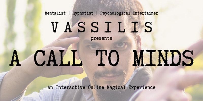 Online Magic & Mentalism - Vassilis